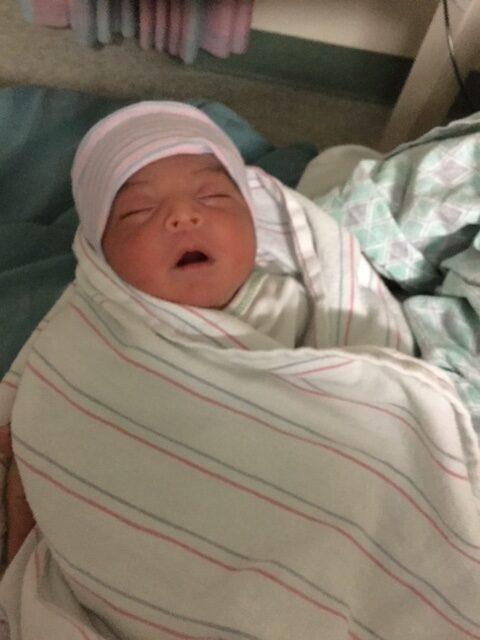 Sebastiana newborn