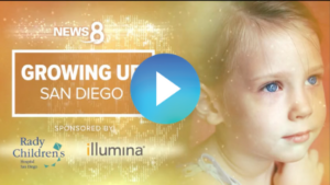 Video thumbnail of opening title for CBS8 story