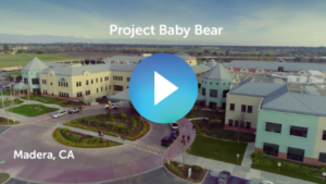 video thumbnail: aerial image of Valley Children's Hospital